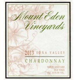 "Wine Chardonnay ""Wolff Vineyard"", Mount Eden Vineyards, Edna Valley, CA, 2013"