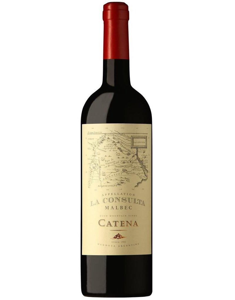 "Wine Malbec ""Appelation La Constulta"", Catena, Mendoza, AR, 2014"