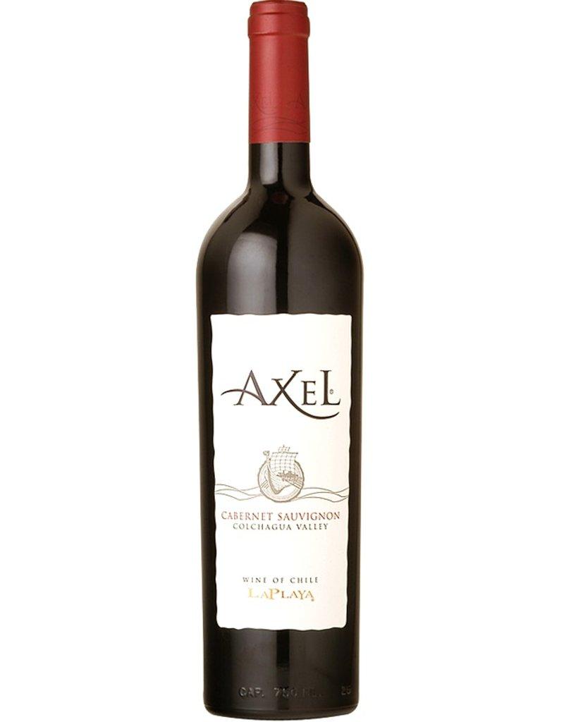 """Wine Cabernet Sauvignon """"Axel"""", La Playa, Colchagua Valley, CH, 2015"""