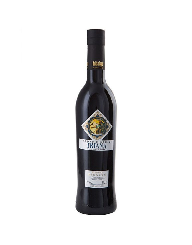 "Wine Bodegas Hidalgo ""PX Triana"", ES, NV (500ml)"