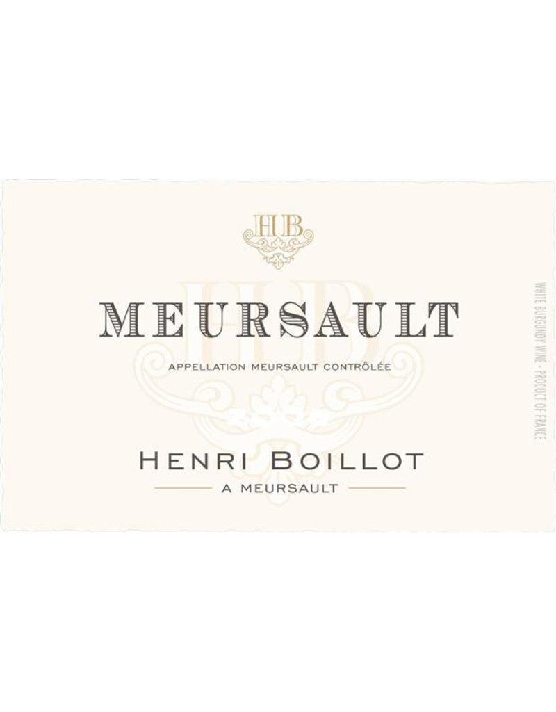 Wine Meursault, Henri Boillot, FR, 2014