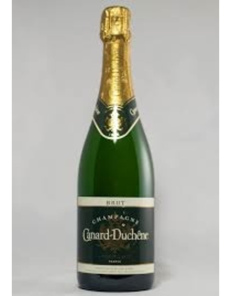 "Wine Champagne ""Authentic Brut"", Canard-Duchene, FR, NV"