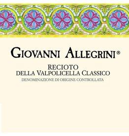 """Wine Della Valpolicella Classico """"Recioto"""", Giovanni Allegrini, IT, 2008, 500ml"""