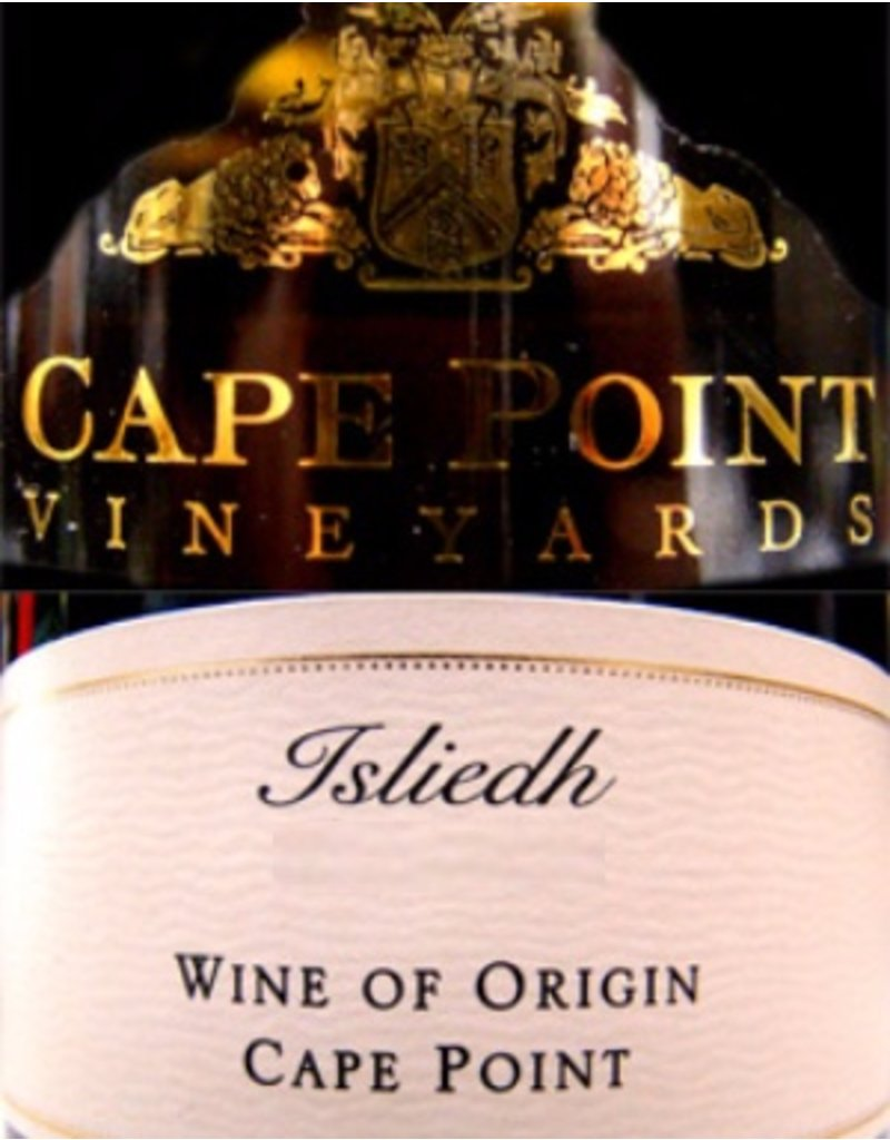 "Wine Sauvignon Blanc ""Isliedh"", Cape Point Vineyards, Cape Point, ZA, 2013"