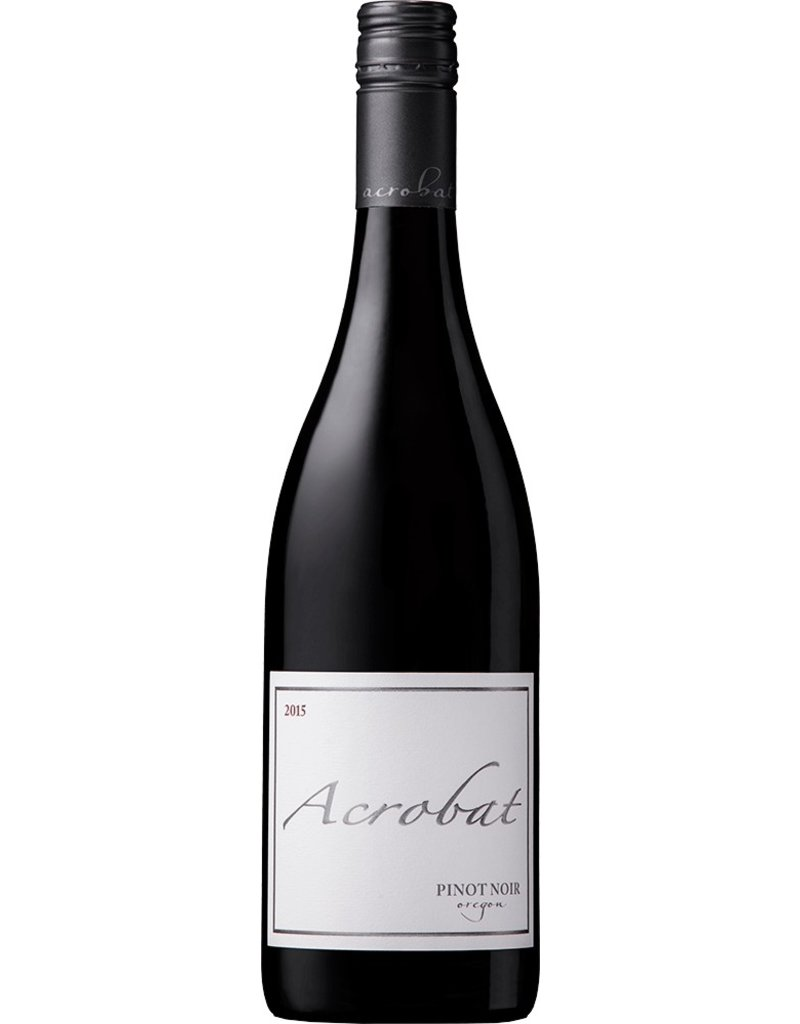 "Wine Pinot Noir ""Acrobat"", King Estate, OR, 2015"