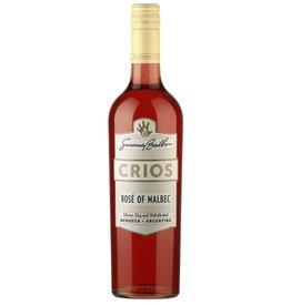 """Wine Rose de Malbec """"Crios"""", Susana Balbo, Mendoza, AR, 2016"""