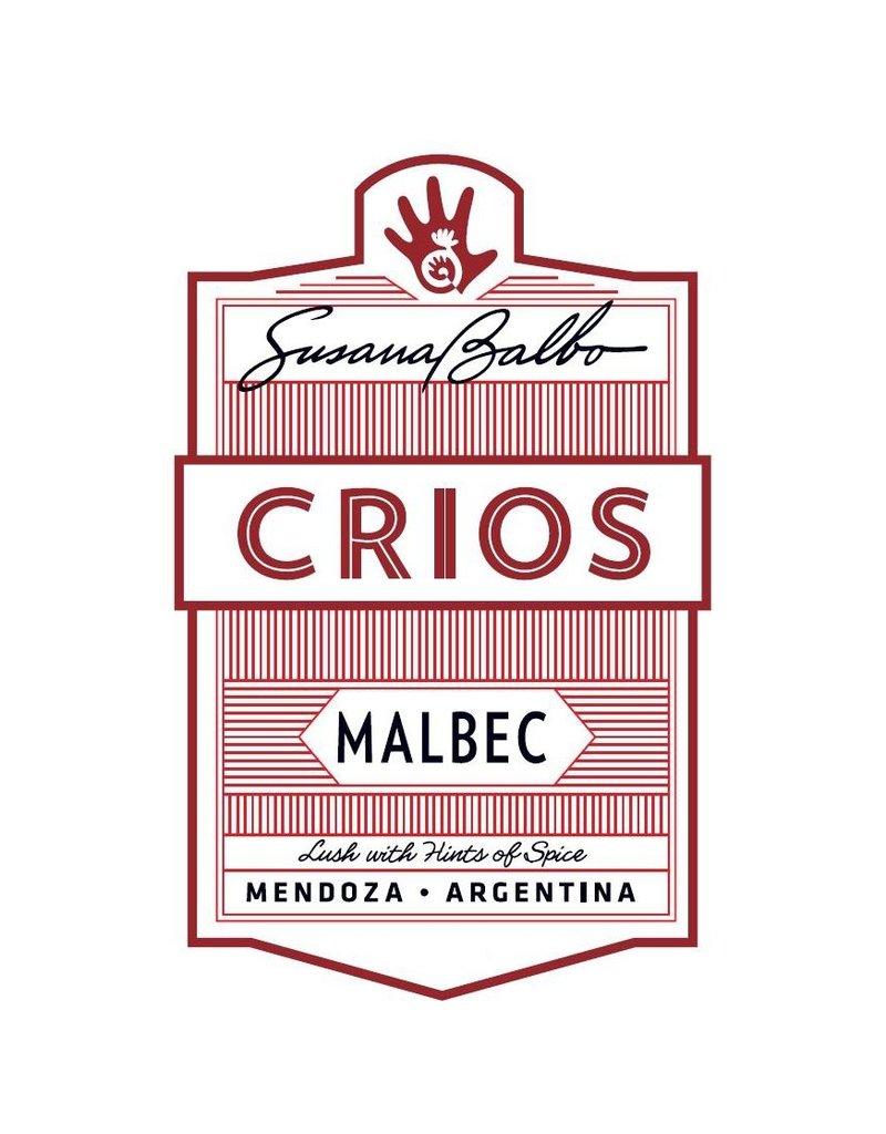 """Rose de Malbec """"Crios"""", Susana Balbo, Mendoza, AR, 2017"""