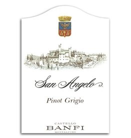"Wine Pinot Grigio ""San Angelo"", Banfi Vintners, IT 2016"