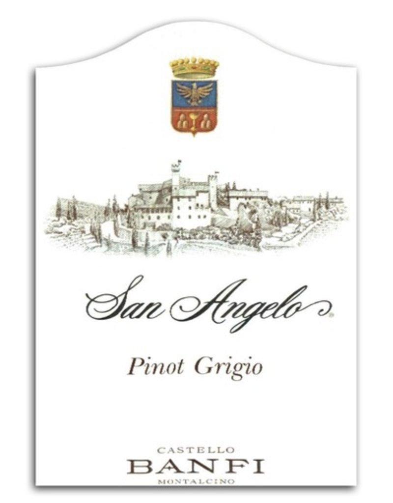 "Wine Pinot Grigio ""San Angelo"", Banfi Vintners, IT 2016"