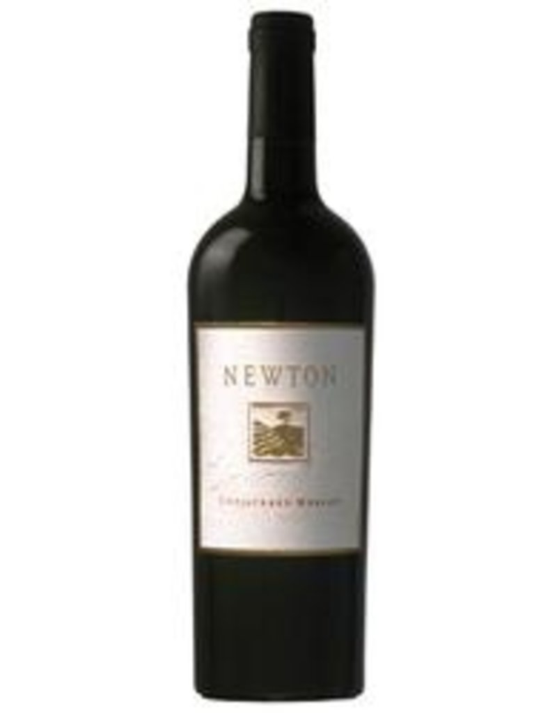 "Wine Merlot ""Unfiltered"", Newton Vineyards, Napa Vally, CA, 2014"