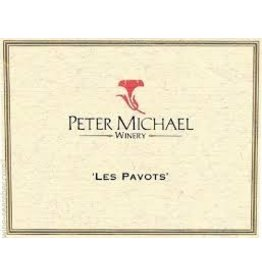 "Red Blend ""Les Pavots"", Peter Michael, Knight's Valley, CA, 2014"