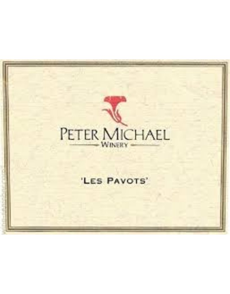 "Wine Red Blend ""Les Pavots"", Peter Michael, Knight's Valley, CA, 2014"