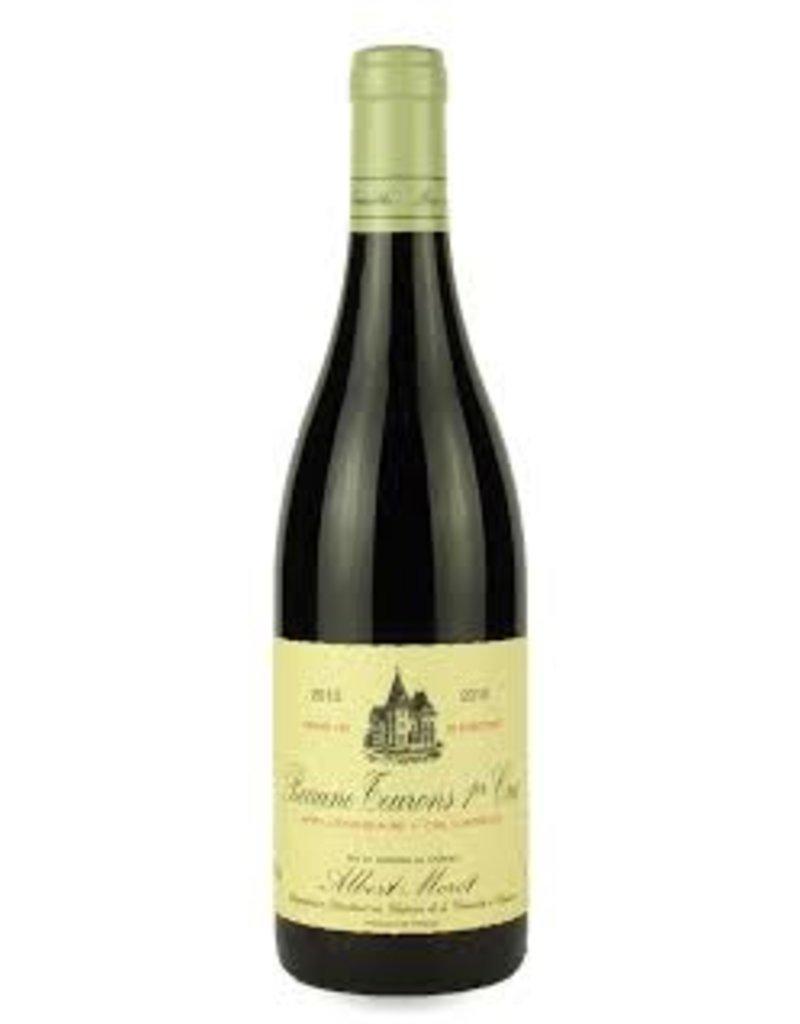 "Wine Beaune 1er Cru ""Toussaints"", Albert Morot, Burgundy, FR, 2013"