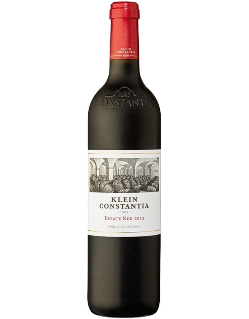"Wine Red Blend ""Estate Red"", Klein Constantia, Constantia, ZA, 2013"