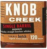 "Bourbon ""Single Barrel Reserve"", Knob Creek, 750ml"