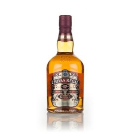 Liquor Scotch, Chivas Regal 12 Yr, 1L