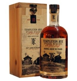 "Liquor Whiskey ""The Good Stuff - Rye"", Templeton, 750ml"