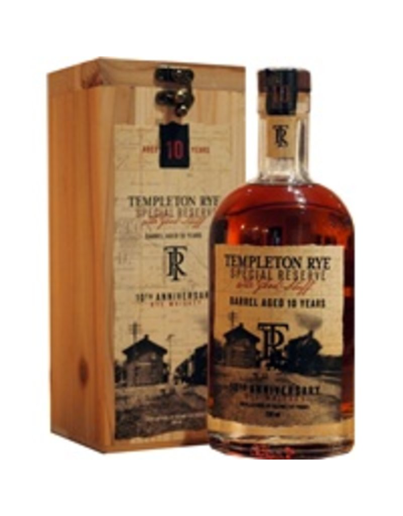 "Liquor Whiskey ""The Good Stuff - Rye"", Templeton, 750ml"