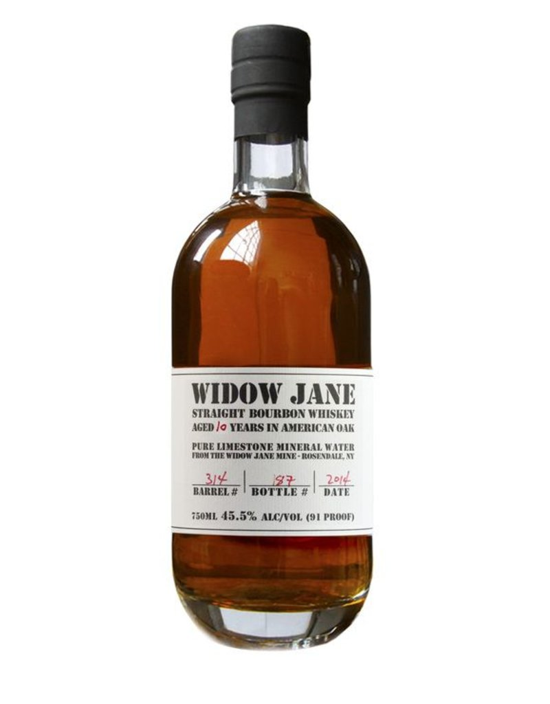 Bourbon, Widow Jane, 10 Yr, 750ml