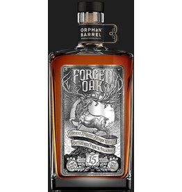 "Liquor Bourbon ""Forged Oak"", Orphan Barrel, 15 Year, 750ml"