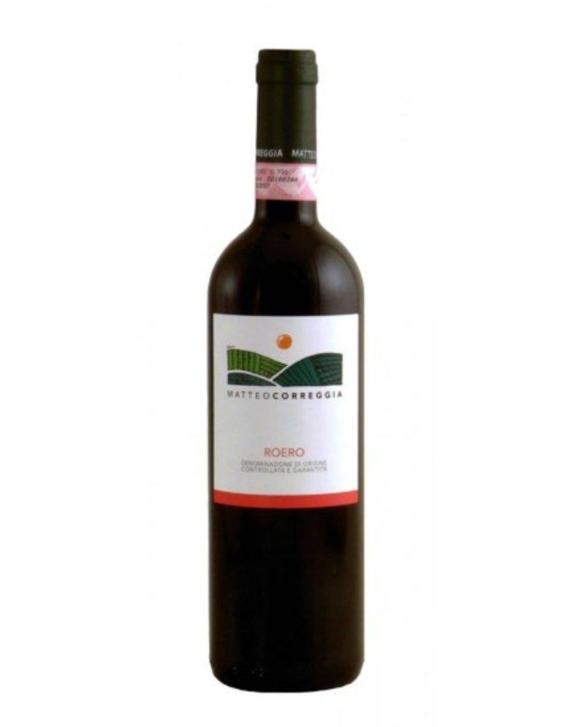 Wine Nebbiolo, Matteo Correggia, Roero, IT, 2014