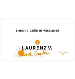 "Wine Gruner Veltliner ""Singing"", Laurenz V. and Sophia, Kremstal AT"