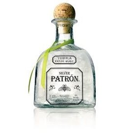 "Tequila, Patron ""Silver"", 750ml"