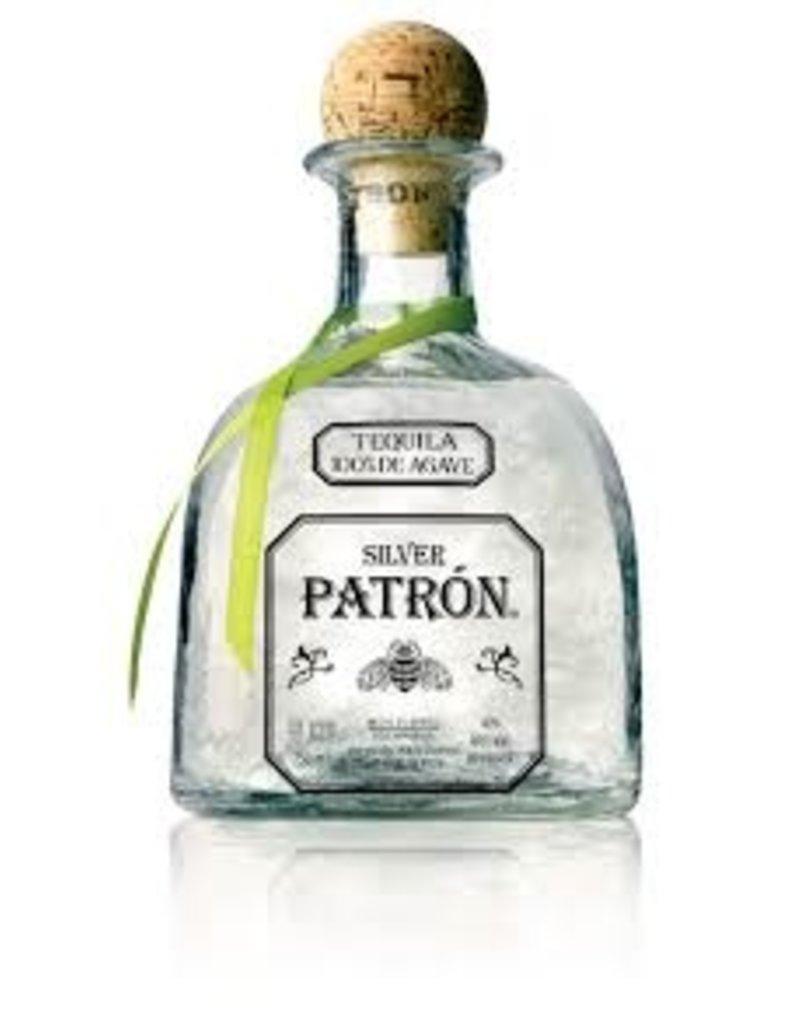 "Liquor Tequila, Patron ""Silver"", 750ml"