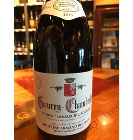 "Wine Gevrey-Chambertin 1er Cru ""Lavaux St Jacques"", Domaine Armand Rousseau, FR, 2013"