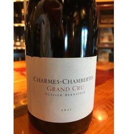 "Wine Charmes-Chambertin ""Grand Cru"", Olivier Bernstein, FR, 2011"