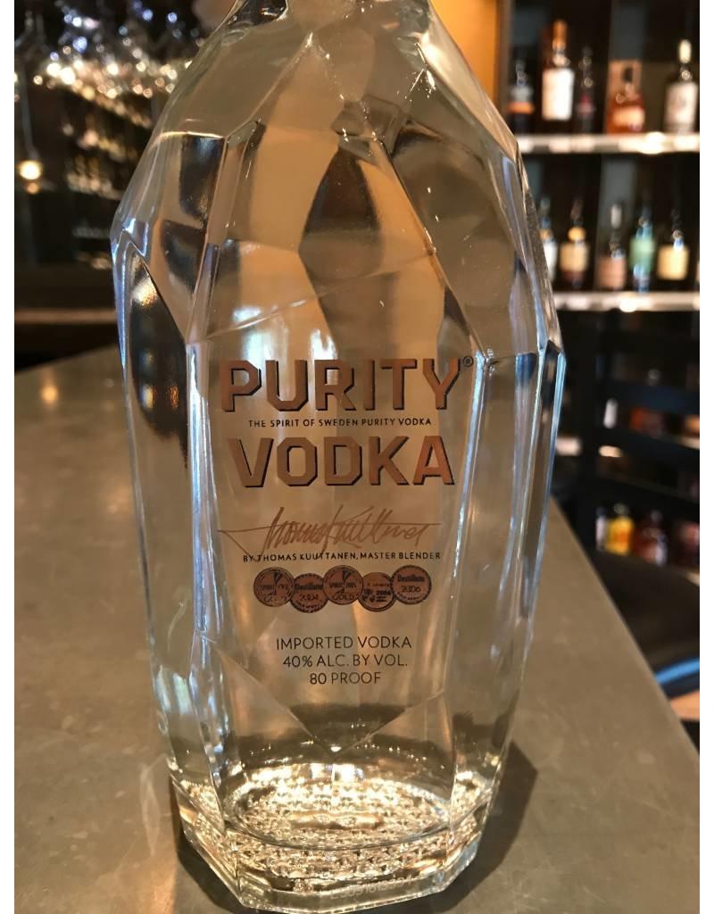 Liquor Vodka, Purity, Sweden, 1L