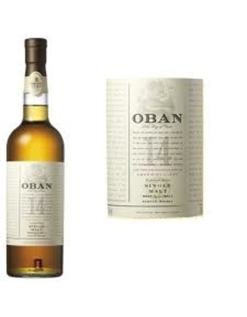 Scotch, Oban, 14 Year Old, 750ml