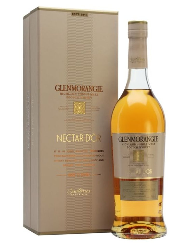 "Liquor Scotch ""Nectar D'Or"", Glenmorangie, 750ml"