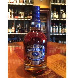Liquor Scotch, Chivas Regal 18 Yr, 750ml