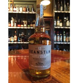 "Liquor Scotch, Deanston ""Un-Chill Filtered"" 12 Yr, 750ml"