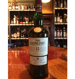 Liquor Scotch, Glenlivet 12 Year, 1 Liter