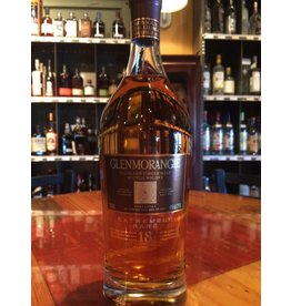 Liquor Scotch, Glenmorangie, 18 Yr, 750ml
