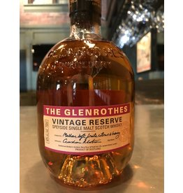 "Liquor Scotch, Glenrothes ""Vintage Reserve"", 750ml"
