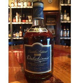 "Liquor Scotch ""Distiller's Edition"", Dalwhinnie, 750ml"