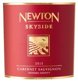 "Wine Cabernet Sauvignon ""Skyside"", Newton Vineyards, Sonoma County, CA, 2016"