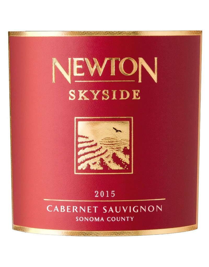 "Wine Cabernet Sauvignon ""Skyside"", Newton Vineyards, Sonoma County, CA, 2016"