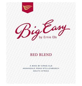 "Wine Red Blend ""Big Easy"", Ernie Els, Stellenbosch, ZA, 2016"