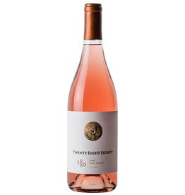 Wine Rosé, 2880 Wines, Napa Valley, CA, 2016