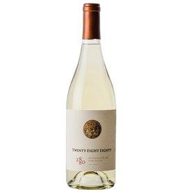 Sauvignon Blanc, 2880 Wines, Napa Valley, CA 2016