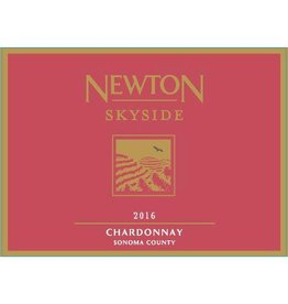 "Wine Chardonnay ""Skyside"", Newton Vineyards, Sonoma County, CA, 2016"