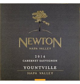 "Wine Cabernet Sauvignon ""Yountville Single Vineyard"" Newton Vineyards, CA, 2014"