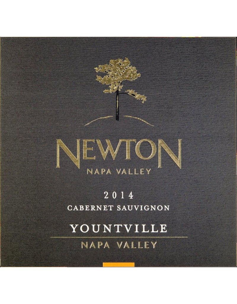 "Cabernet Sauvignon ""Yountville Single Vineyard"" Newton Vineyards, CA, 2014"