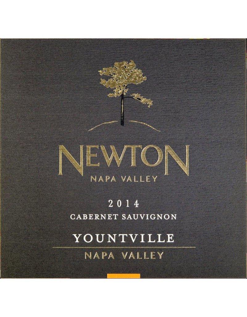 "Wine Cabernet Sauvignon ""Yountville Single Vineyard"" Newton Vineyards, CA, 2014"