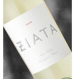 Wine Sauvignon Blanc, Ziata Wines, Napa Valley, CA, 2016