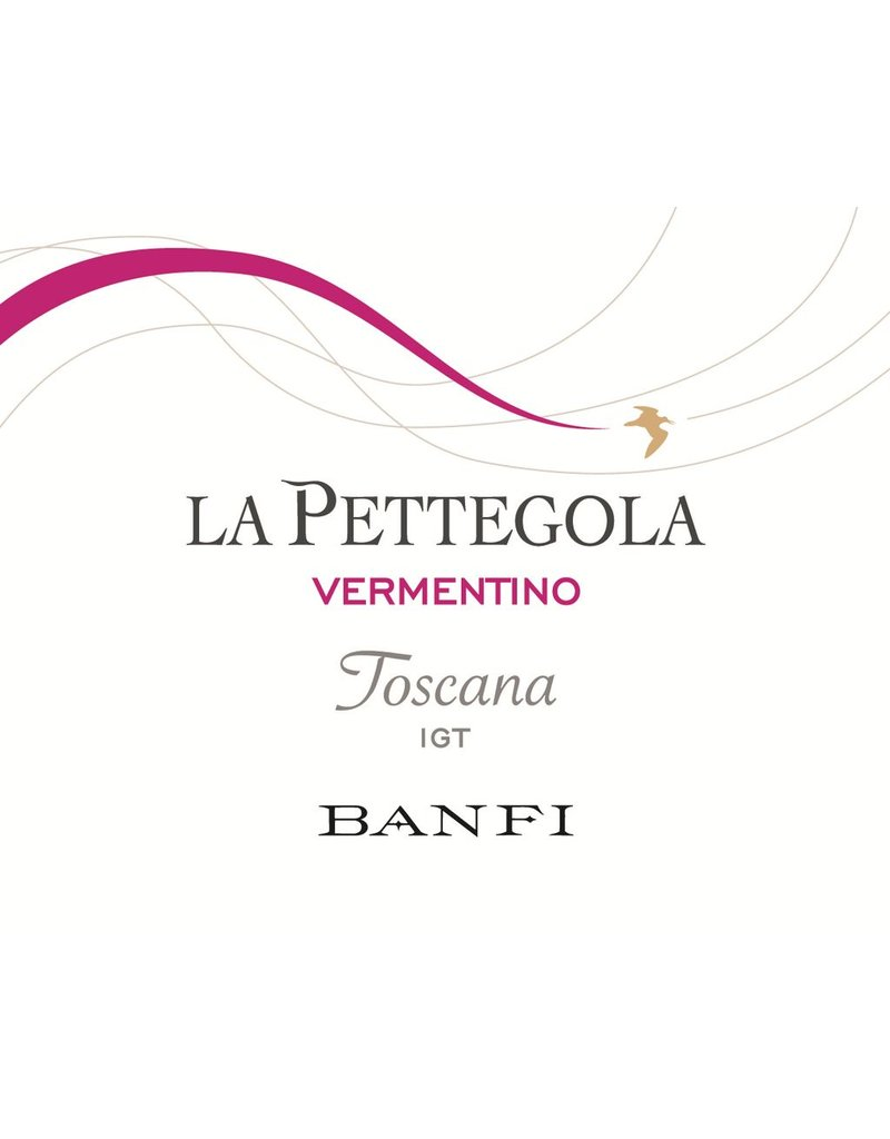 "Vermentino ""La Pettegola"", Banfi, Tuscany, IT, 2016"